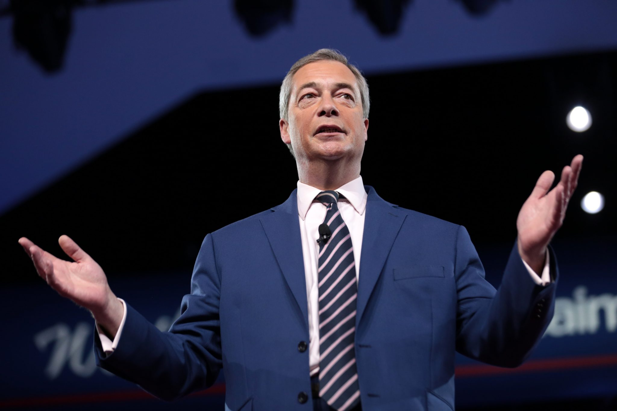 12.6% to 1.8%: Can Nigel Farage Save UKIP?