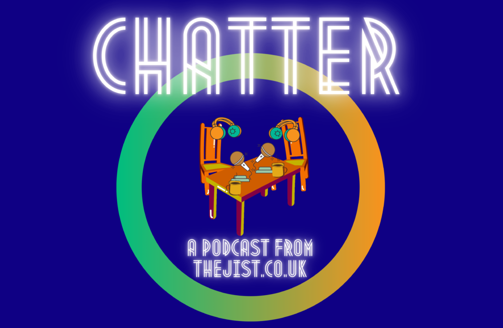 Chatter #101 – Mel Corry on Trademark Belfast and Promoting Anti-Sectarian Dialogue